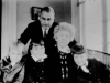 Clara and great-grandchildren